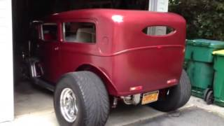 1932 Plymouth with 427 Chevy and 292 comp cam