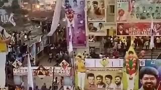 Kerala Thalapathy Mersal FDFS Mass'S Response