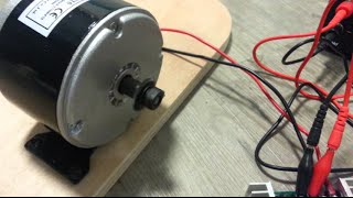 How to build an electric motor   How to build an electric motor at home  how to build a simple motor