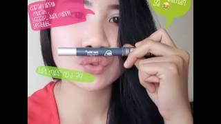 review lipstik just miss J-39