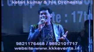 Teri diwani....Sufi song---manoj Mishra-- ketan kumar & his Orchestra