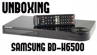 Unboxing / Blu Ray Samsung BD-H6500 / Español /Alura Games