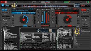 Remake | SKRILLEX Live @Ultra Music Festival 2015 Mix (Virtual DJ 8)