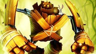 Goliath Gameplay German - Wir bauen einen riesigen Kampfroboter