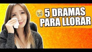 ¡5 DRAMAS COREANOS QUE TE HARÁN LLORAR! - JiniChannel