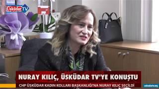 CHP Üsküdar İlçe Kadın Kolları Başkanı Nuray Kılıç oldu