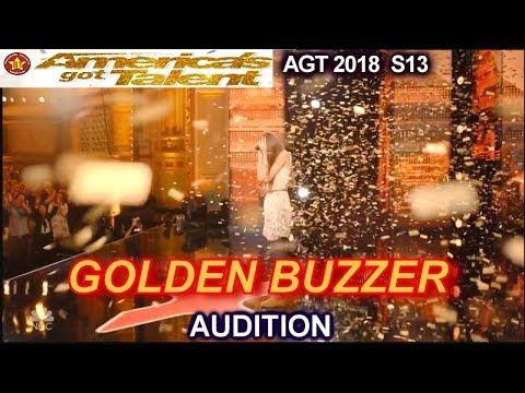 Xxx Mp4 Courtney Hadwin 13 Years Old GOLDEN BUZZER WINNER Future Janis Joplin America S Got Talent 2018 3gp Sex