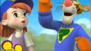Mes amis Tigrou et Winnie  Les rutabagas de coco lapin