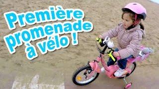 VLOG - Ma Première promenade à VELO !