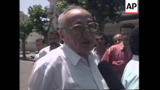 ALGERIA: PROTESTS AGAINST NEW ARABIC LANGUAGE LAW
