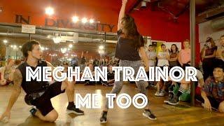 Meghan Trainor - Me Too | Hamilton Evans Choreography