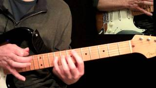 Van Halen - Hot For Teacher Guitar Lesson Pt.1 - Intro