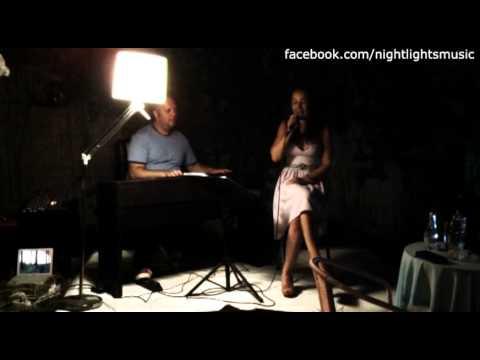 Night Lights - Ce-as fi fost daca n-ai fi existat_Live @ Home Cafe (Angela Similea cover)