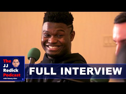 Zion Williamson on His Injury Rehab Duke Career and NBA Transition The Ringer