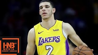 Los Angeles Lakers vs New York Knicks Full Game Highlights / Week 9 / Dec 12