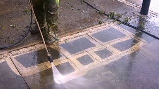 13 Oddly Satisfying Pressure Washing Porn Videos