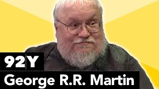 George R. R. Martin: The World of Ice and Fire