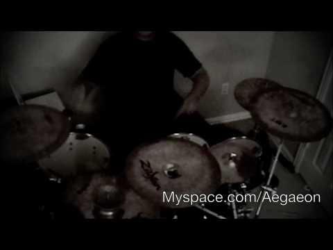Aegaeon - Perception (Drum Cover) xIMPENDINGZAINx