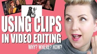 How I Put Movie Clips in my YouTube Videos || Truly Social with Tara Hunt