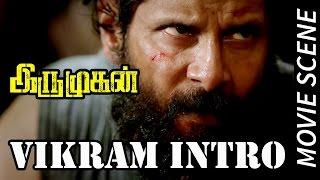 Iru Mugan - Vikram Intro Scene | Vikaram | Nayantara | Nithya Menon | Harris Jayaraj