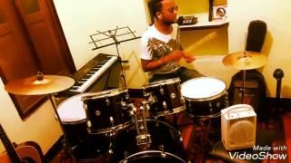 Mai tera boyfriend drum cover by mohitzondell