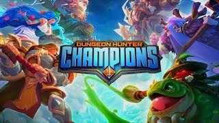 Dungeon Hunter Champions (by Gameloft) - iOS/Android -  Chapter 1 HD 1080p Gameplay Trailer