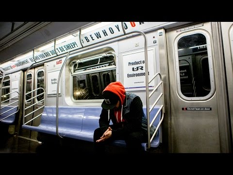 Xxx Mp4 Watch Graffiti Artists Take Back Entire Subway Car From Advertisers 3gp Sex