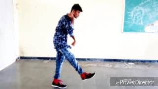 Sarainodu song dance by suresh(dsp) GNPT engineering clg student g