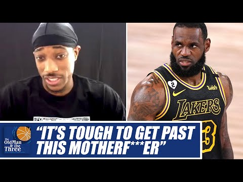 DeMar DeRozan on Why It s So Difficult to Eliminate LeBron James in The Playoffs