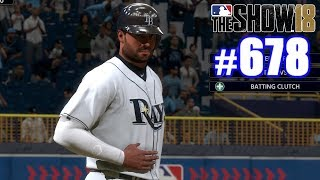 CROSBY EATS CHINESE FOOD BETWEEN INNINGS! | MLB The Show 18 | Road to the Show #678