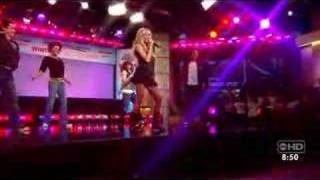 Ashley Tisdale(GMA)-Be good to me(Live)