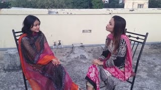 Two Girls Talking Their Size- Bangla Funny Video