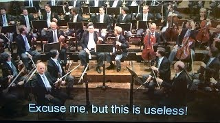 Earning Ridicule from the Vienna Philharmonic