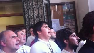 Himno a la Macarena (Entrada Madrugá 2012)