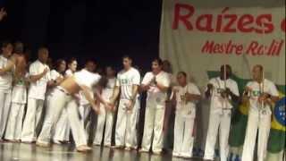 Raízes do Brasil - Roda de capoeira