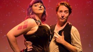A Nude Hope: A Sci-Fi Burlesque Adventure - Part 3