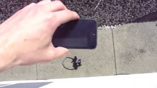 iPhone 5 Extreme Drop Test   Thrown Out The Window