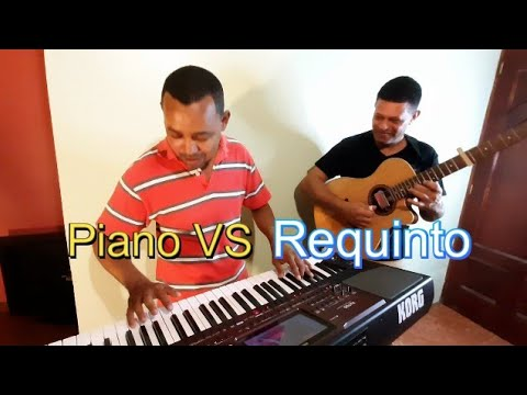 Piano VS Requinto En Un Debate 🎹🎸😳