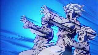 Broly vs Family Kamehameha [1080p HD]