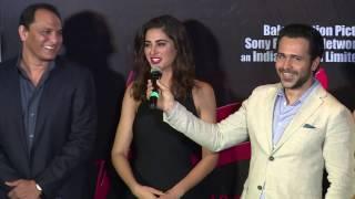 Azharuddin's Funny Comment On Emraan Hashmi's KISSING Scenes In Azhar Movie