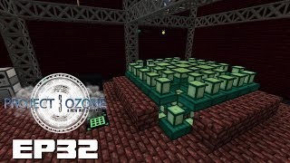 Project Ozone 3 EP32 - Extended Crafting Beginnings And MystAgri Armor