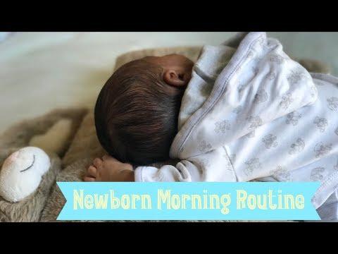 Xxx Mp4 NEWBORN MORNING ROUTINE FIRST TIME MOM 3gp Sex