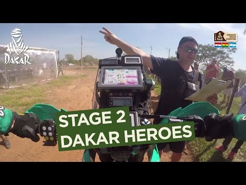 Stage 2 Dakar Heroes Dakar 2017
