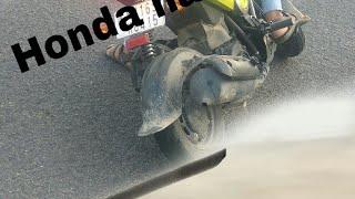 Honda navi raiding review over drive