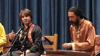 """Sarzamin-e man"". Hosein Nourshargh & ""FERAG"" ensemble"
