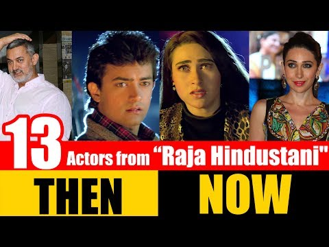Xxx Mp4 13 Bollywood Actors From RAJA HINDUSTANI 1996 THEN And NOW 3gp Sex