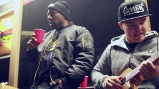 "Mitchy Slick & Einer Bankz Perform ""My Flag"" Live On The Block"