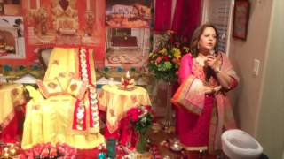 Guruji Satsang by Monica Maini Aunty