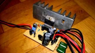 TDA7294 100W Audio Power Amplifier (Mono)