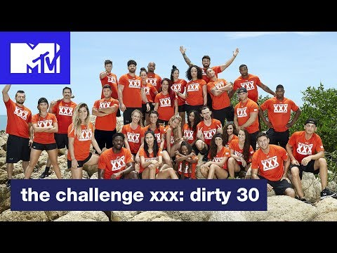 Xxx Mp4 The Dirty 30 Answer Fan Questions The Challenge XXX MTV 3gp Sex